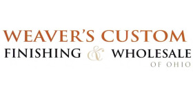 Weaver's Custom Finishing Logo