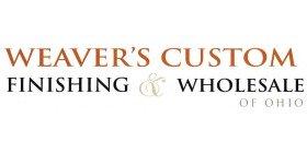 Weaver's Custom Finishing Logo